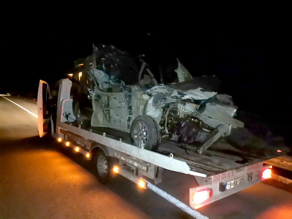 Sungurlu'da meydana gelen trafik kazasında bir kişi yaralandı. | Sungurlu Haber