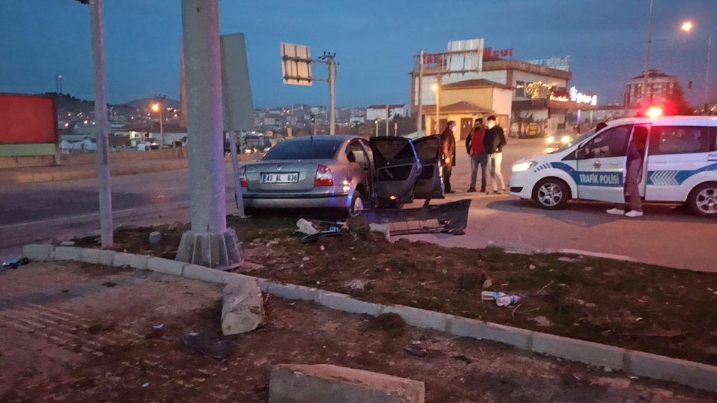 AK Parti Ordu milletvekili Şenel Yediyıldız ve oğlu Sungurlu'da geçirdiği trafik kazasında yaralandı. | Sungurlu Haber