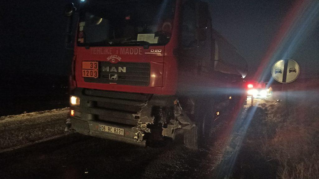 Sungurlu'da meydana gelen trafik kazasında 2 kişi yaralandı. Edinilen bilgilere göre kaza Sungurlu-Alaca karayolu Şekerhacılı köyü yakınlarında meydana geldi. | Sungurlu Haber