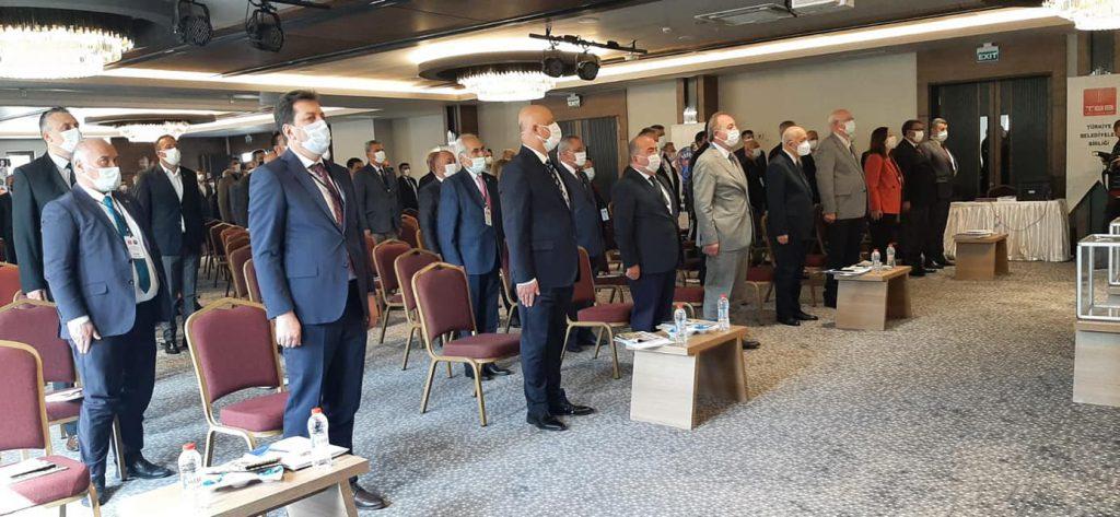 Sungurlu Belediye Başkanı Abdulkadir Şahiner, İç Anadolu Belediyeler Birliği'nin mevzuat bilgilendirme toplantısına katıldı. | Sungurlu Haber