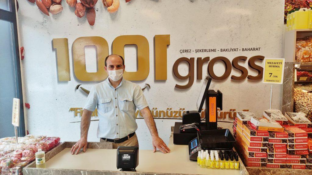 Toptan fiyatına perakende satışı yapacak olan 1001gross, Sungurluların hizmetine girdi. | Sungurlu Haber