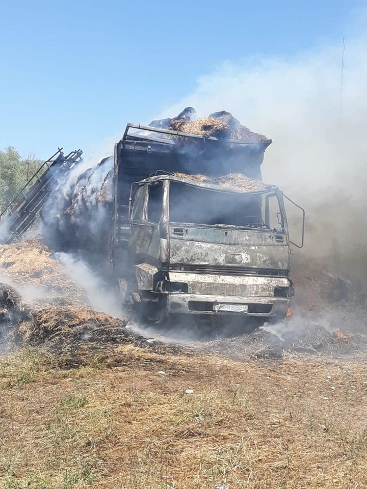 Sungurlu Belediyesi İtfaiye Müdürlüğü ekipleri, havaların ısınmasıyla birlikte ortaya çıkabilecek yangınlara karşı uyarıda bulundu. | Sungurlu Haber