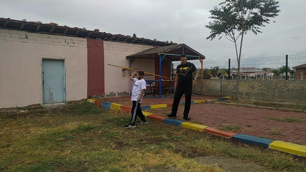 Sungurlu'da Özel gereksinimle iki öğrencinin milli takım kampına aday gösterildi. | Sungurlu Haber