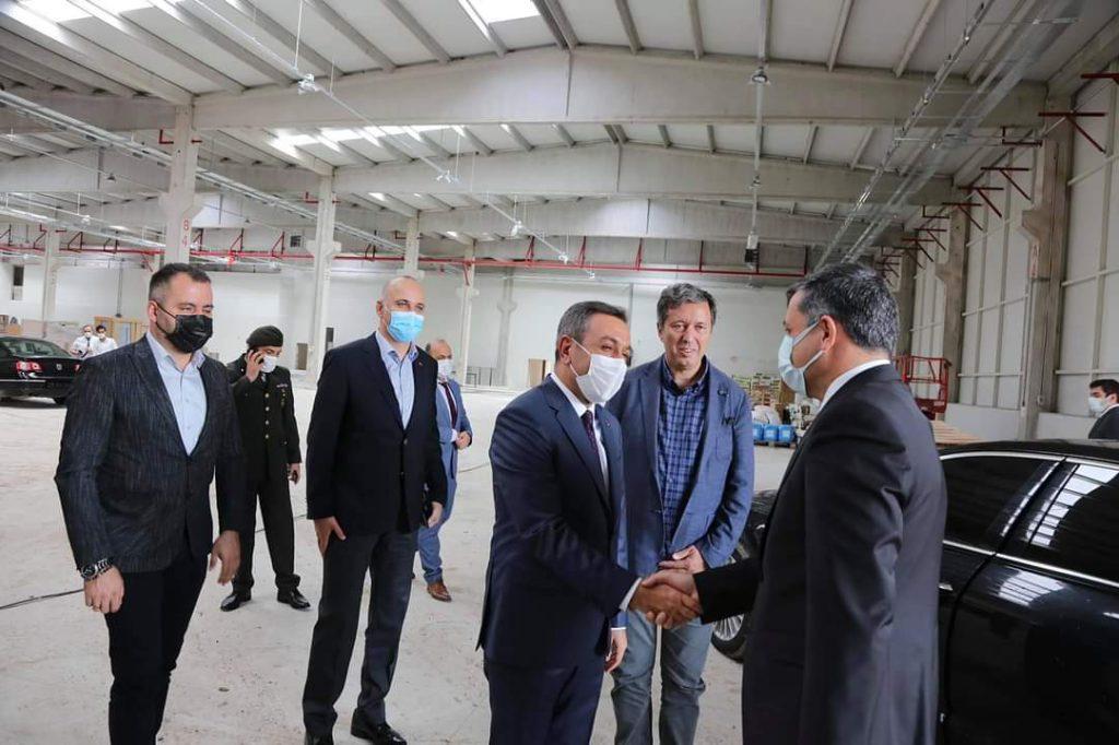 Milli Savunma Bakan Yardımcısı Muhsin Dere, bir dizi ziyaret ve incelemelerde bulunmak üzere Sungurlu'ya geldi. | Sungurlu Haber