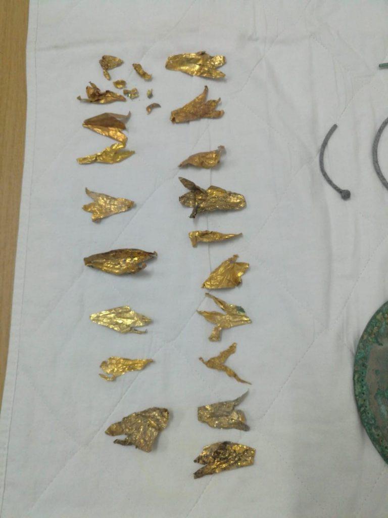 Jandarma, Sungurlu'da tarihi eserleri satmaya çalışan iki şüpheliyi yakaladı. | Sungurlu Haber